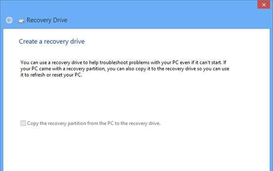 утилита для восстановления диска windows 8